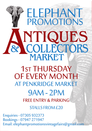 Antiques and Collectors Market